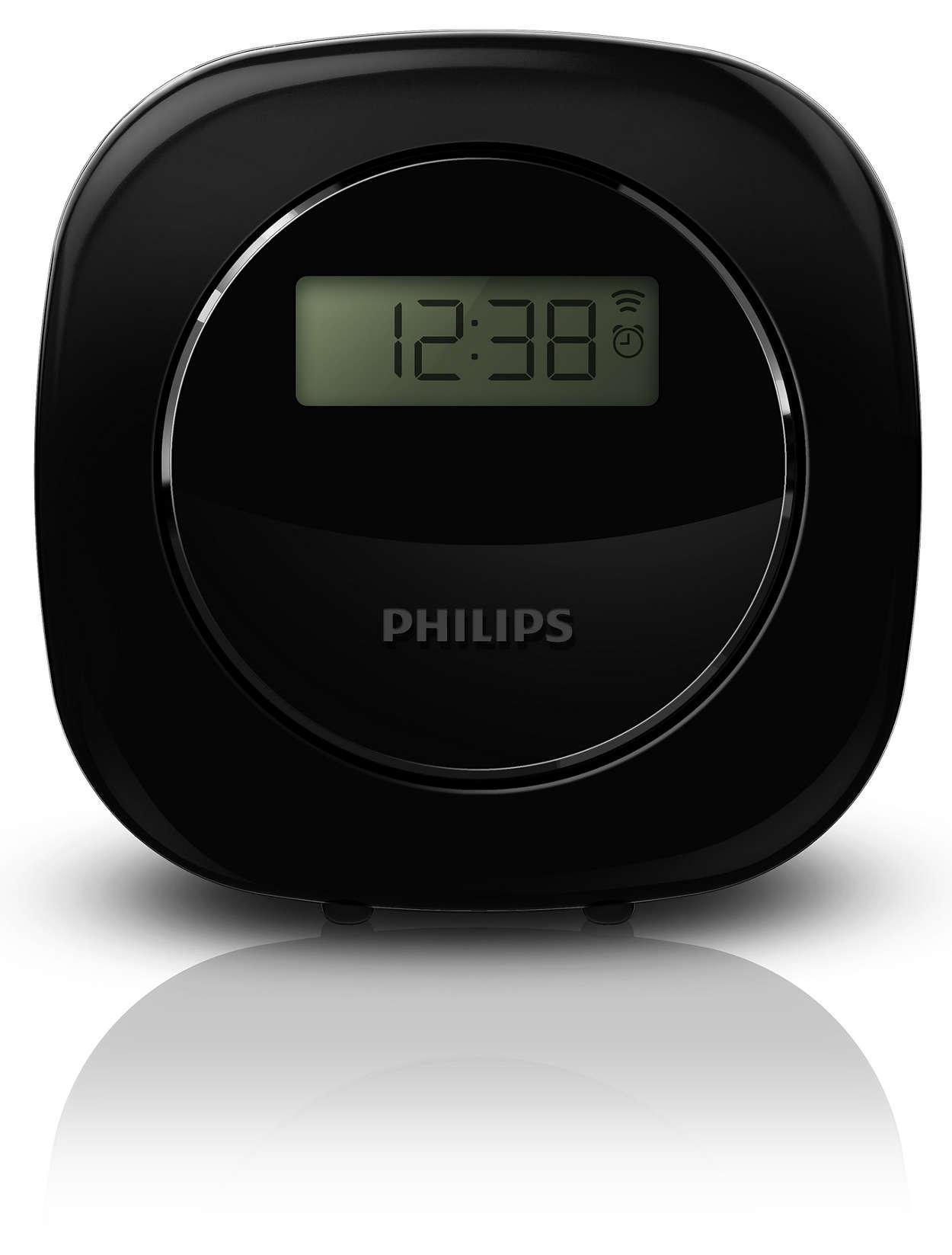 Alarma con vibración de dos niveles