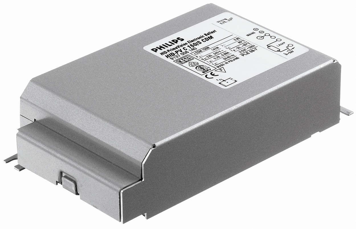 PrimaVision Power (100W & 150W) para CDM - Alta potência embalada numa pequena dimensão