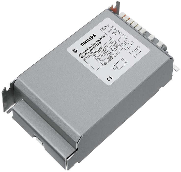 PrimaVision Twin (35 W et 70 W) pour CDM - La solution économique