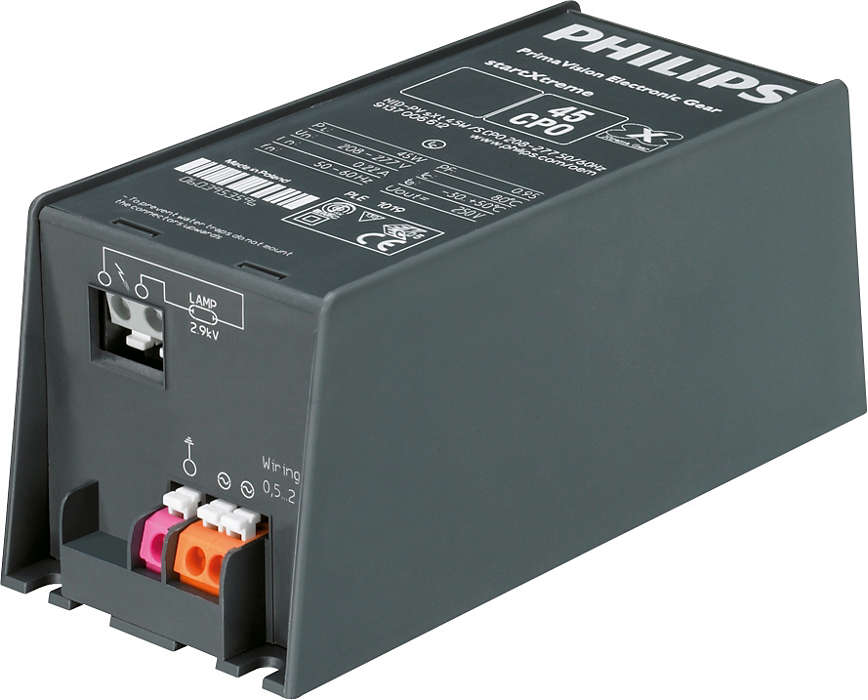 HID-PrimaVision Xtreme do lamp CPO — zasilacze Xtreme zapewniają maksymalną niezawodność