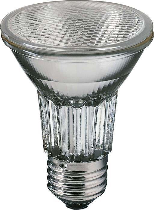 Spot of crisp white light – modern alternative to conventional reflector lamps
