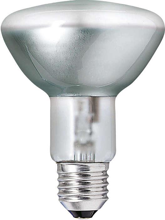 Die neue klassische Glühlampe