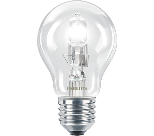 Halogen Classic 42W E27 240V A55 1CT/15 SRP