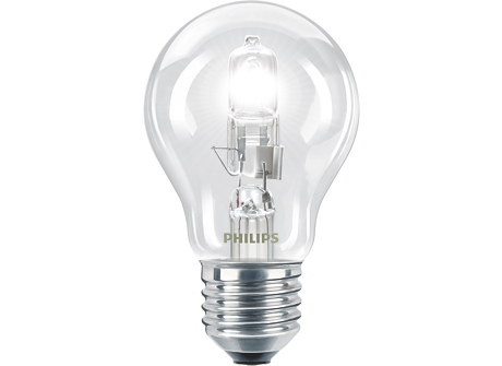 Halogen Classic 53W E27 230V A55 1CT/15 SRP