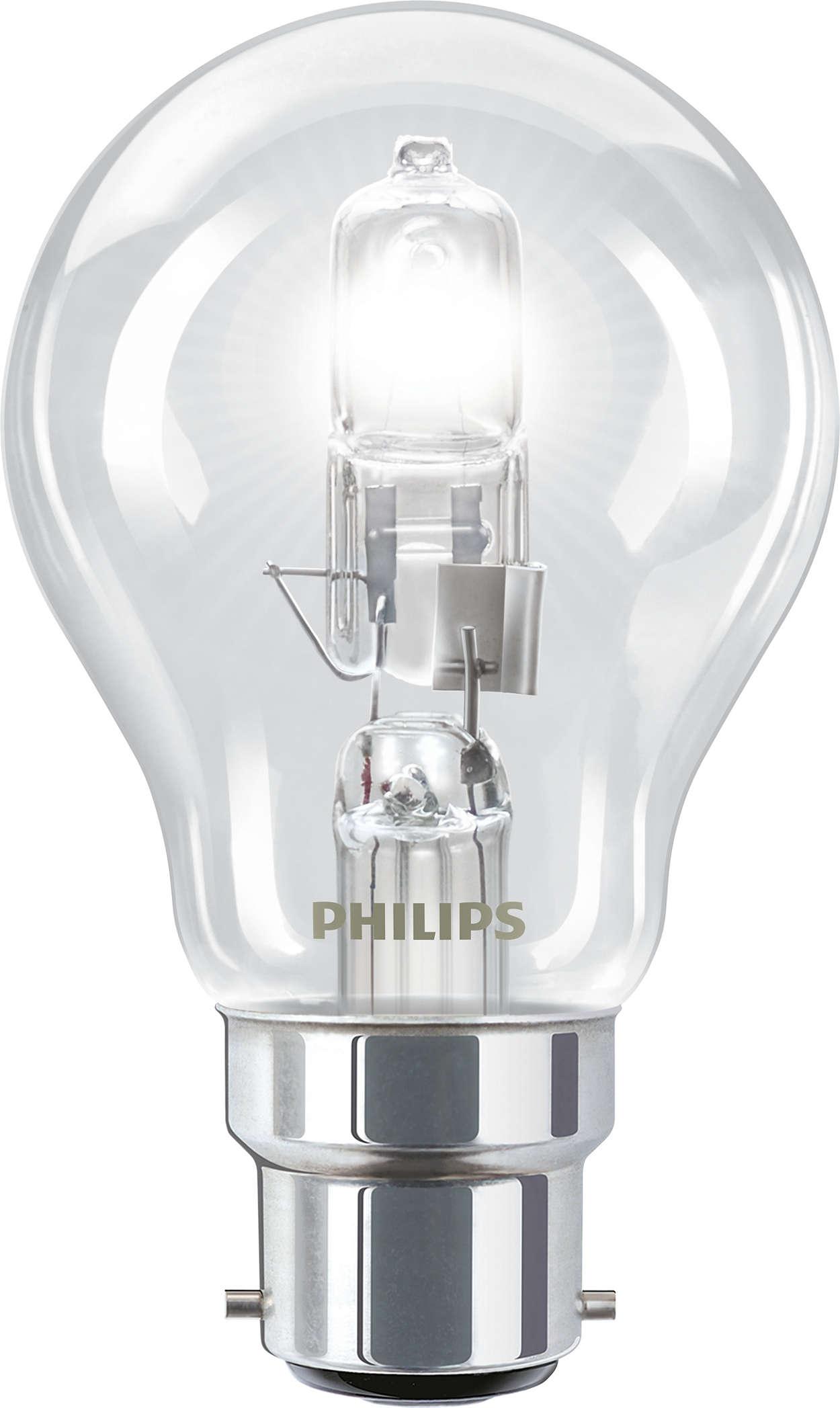 La nouvelle lampe halogène classique