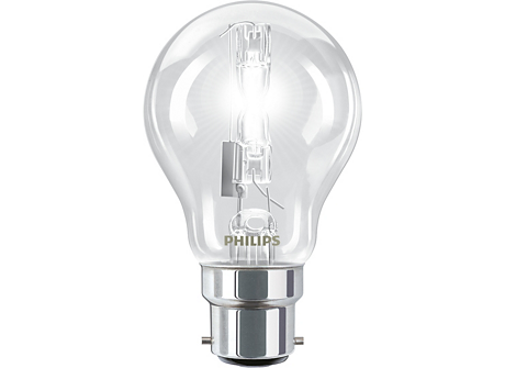 ClassicHalogen70W B22 240V A55 CL 1CT/10