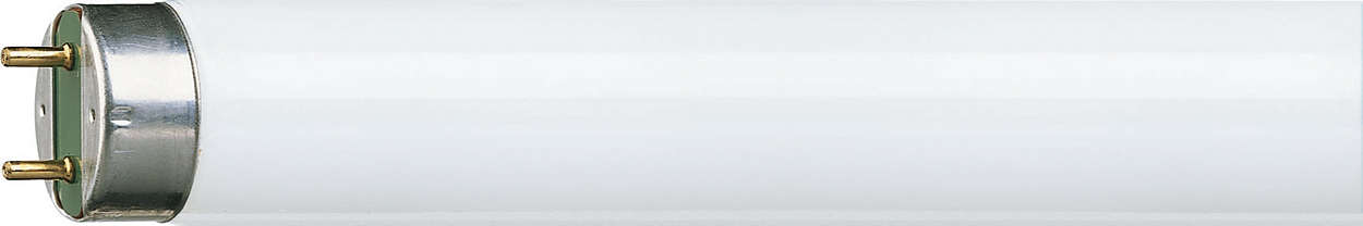 Effiziente Leuchtstofflampe für HF Vorschaltgeräte