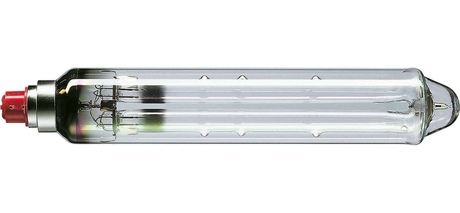 High energy efficiency low pressure sodium lamps for indoor and outdoor applications