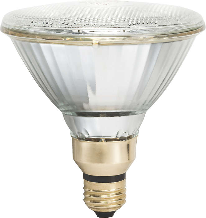 High efficiency with a crisp, sparkling light