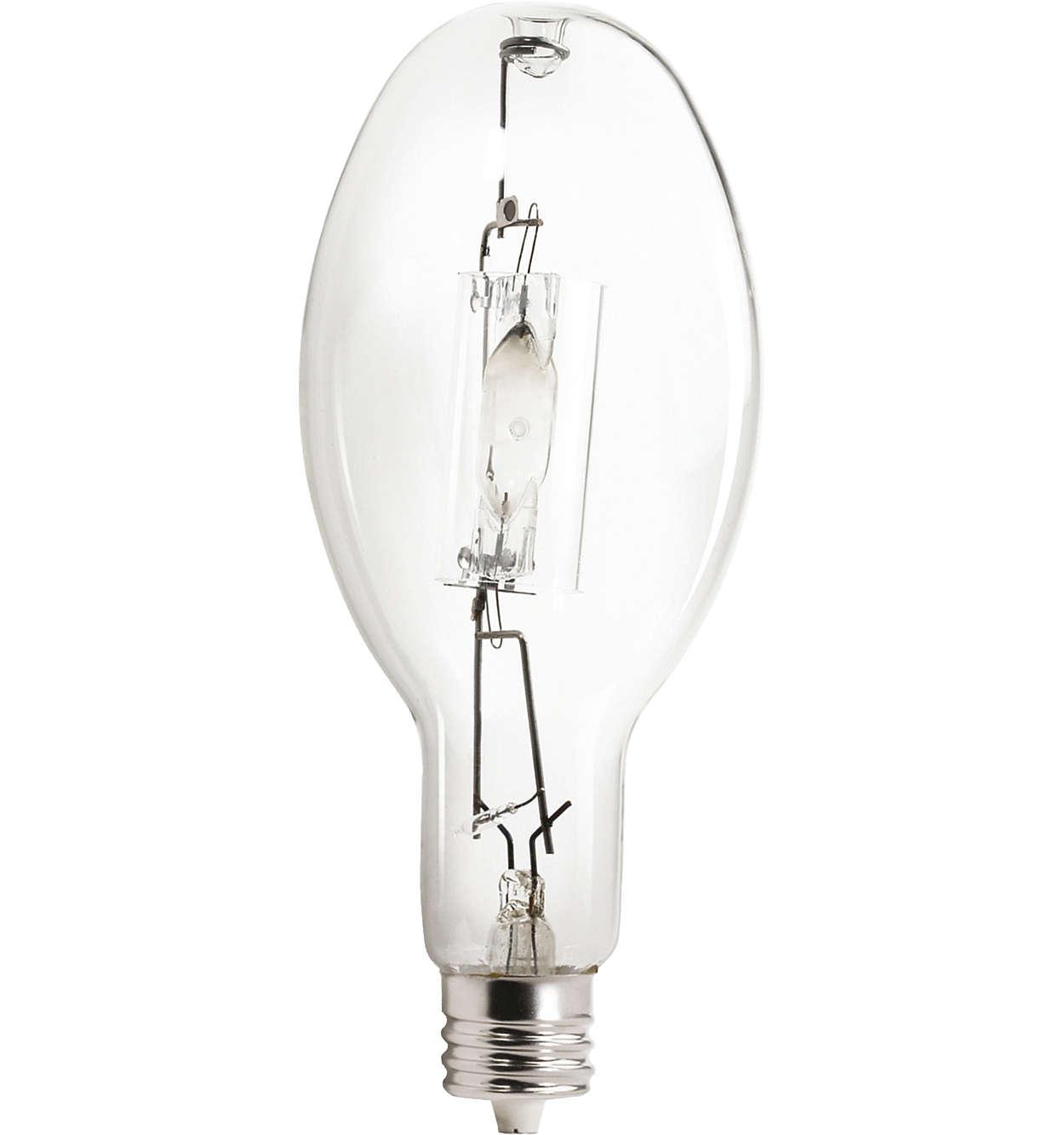 Permettent d'améliorer le maintien du flux lumineux sur une lampe classée « O ».