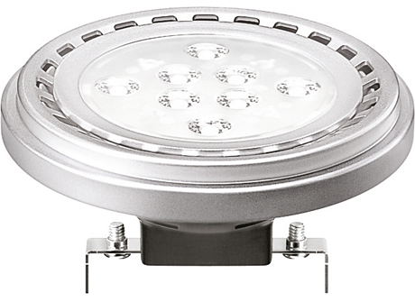 MAS LEDspotLV D 10-50W 827 AR111 40D