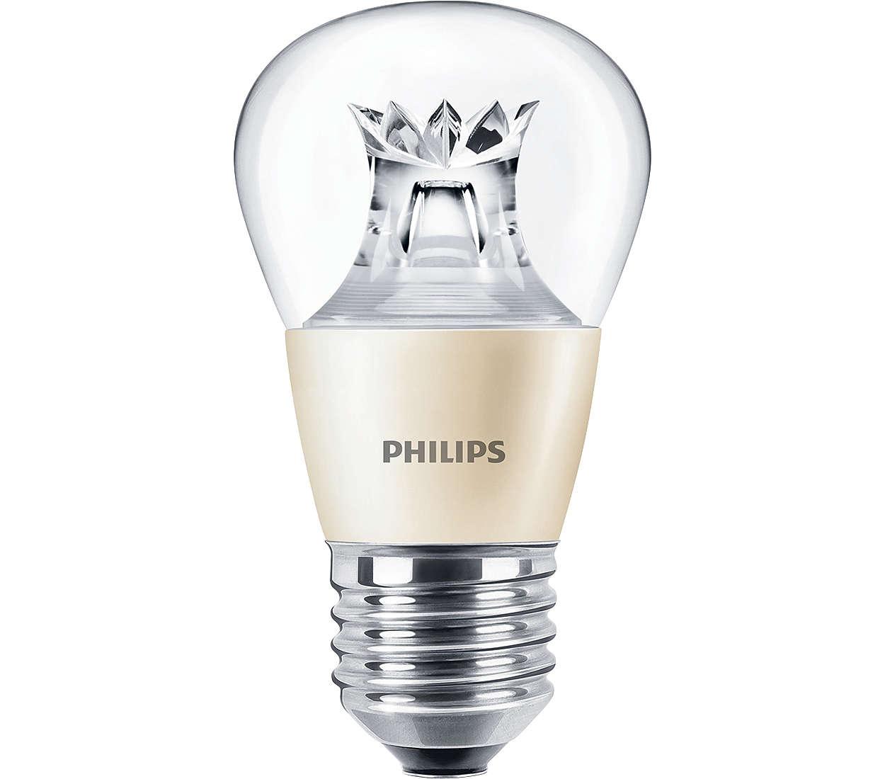 MASTER LEDcandles — przyciągające wzrok wzornictwo w żyrandolach i oprawach dekoracyjnych