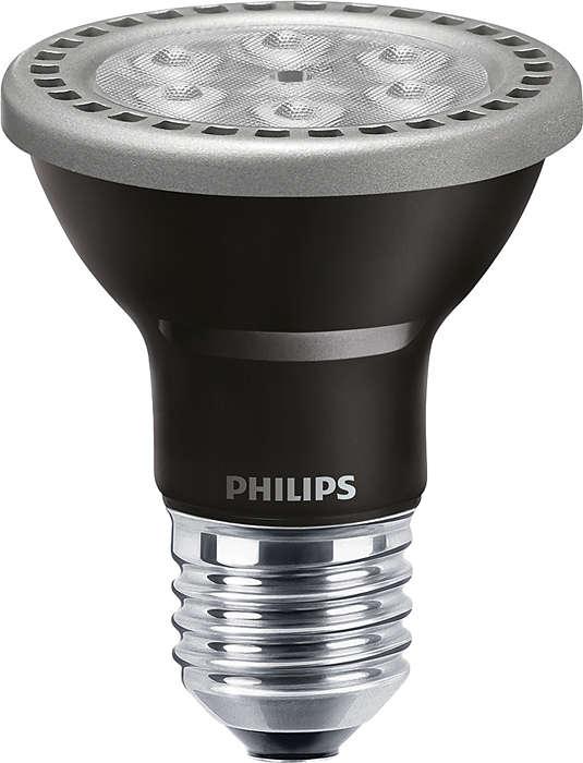 MASTER LEDspot PAR - La solution d'économie d'énergie pour l'éclairage d'espaces publics