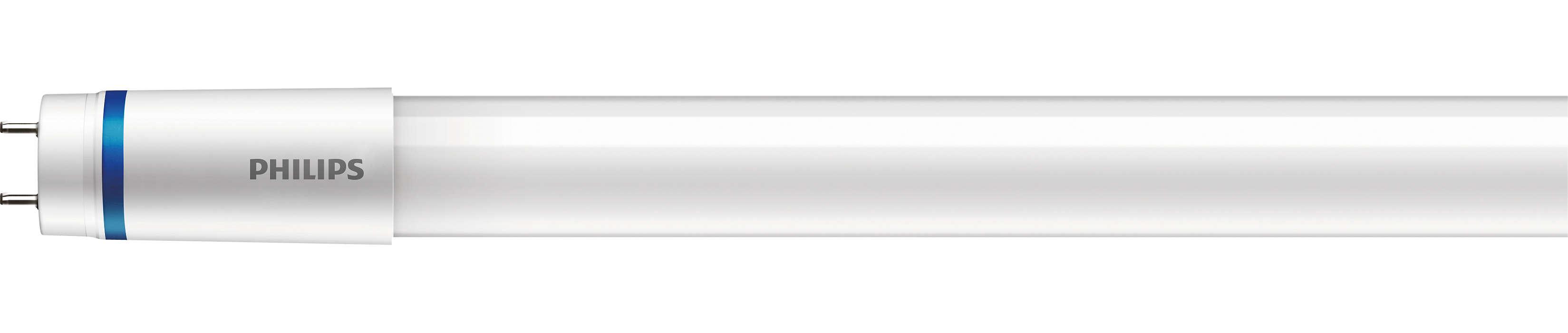 La nueva generación de iluminación con tubos de menor consumo