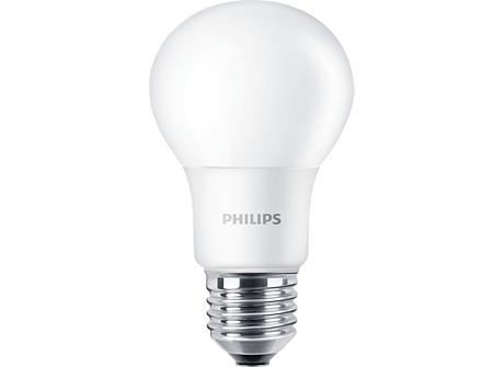 CorePro LEDbulb 5.5-40W 865 E27