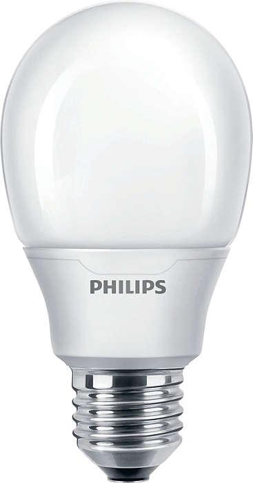 """Combine une lumière CHAUDE TAMISÉE, le """"confort pour les yeux"""" et un design élégant"""