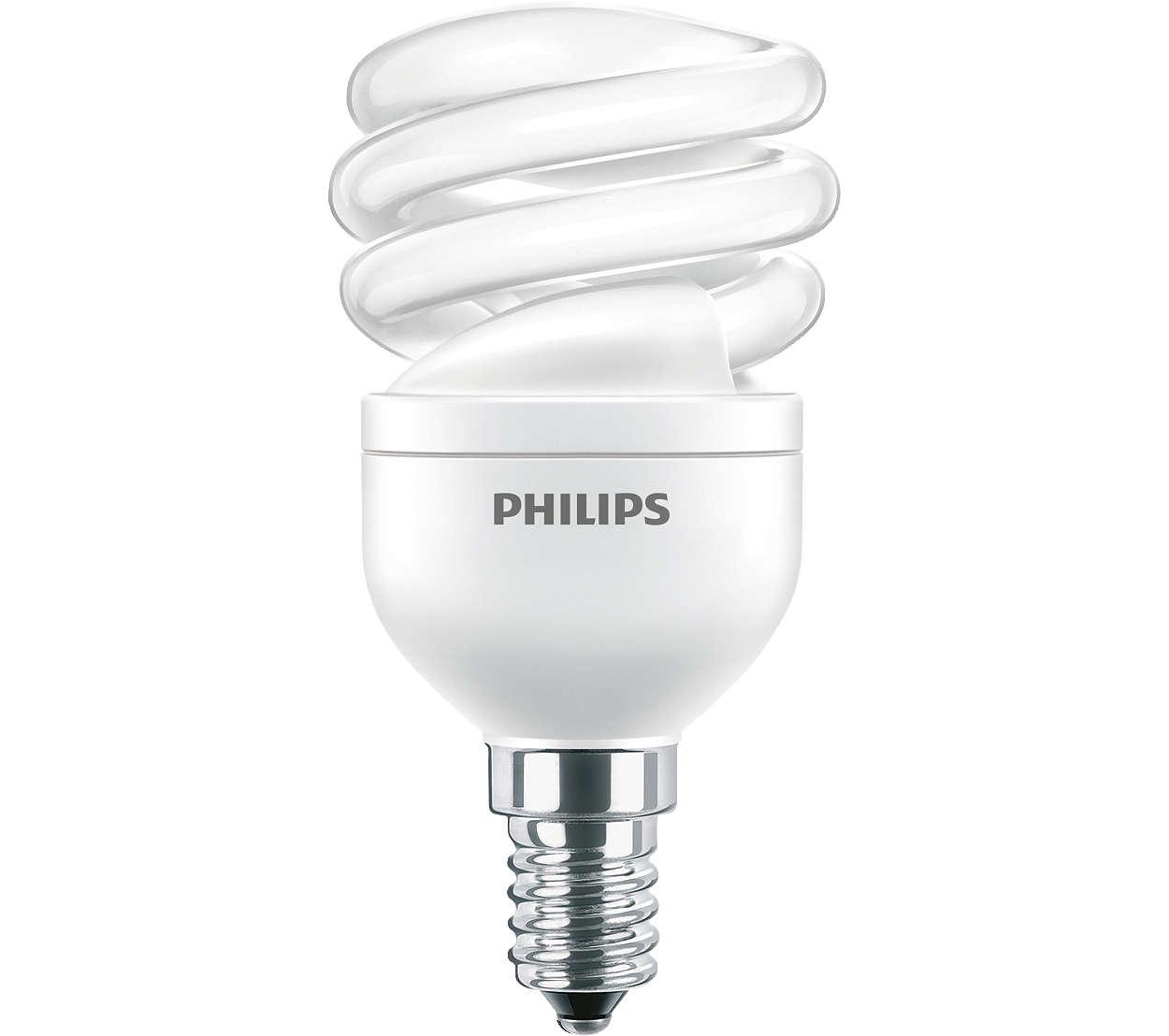 God energisparer i en kompakt form