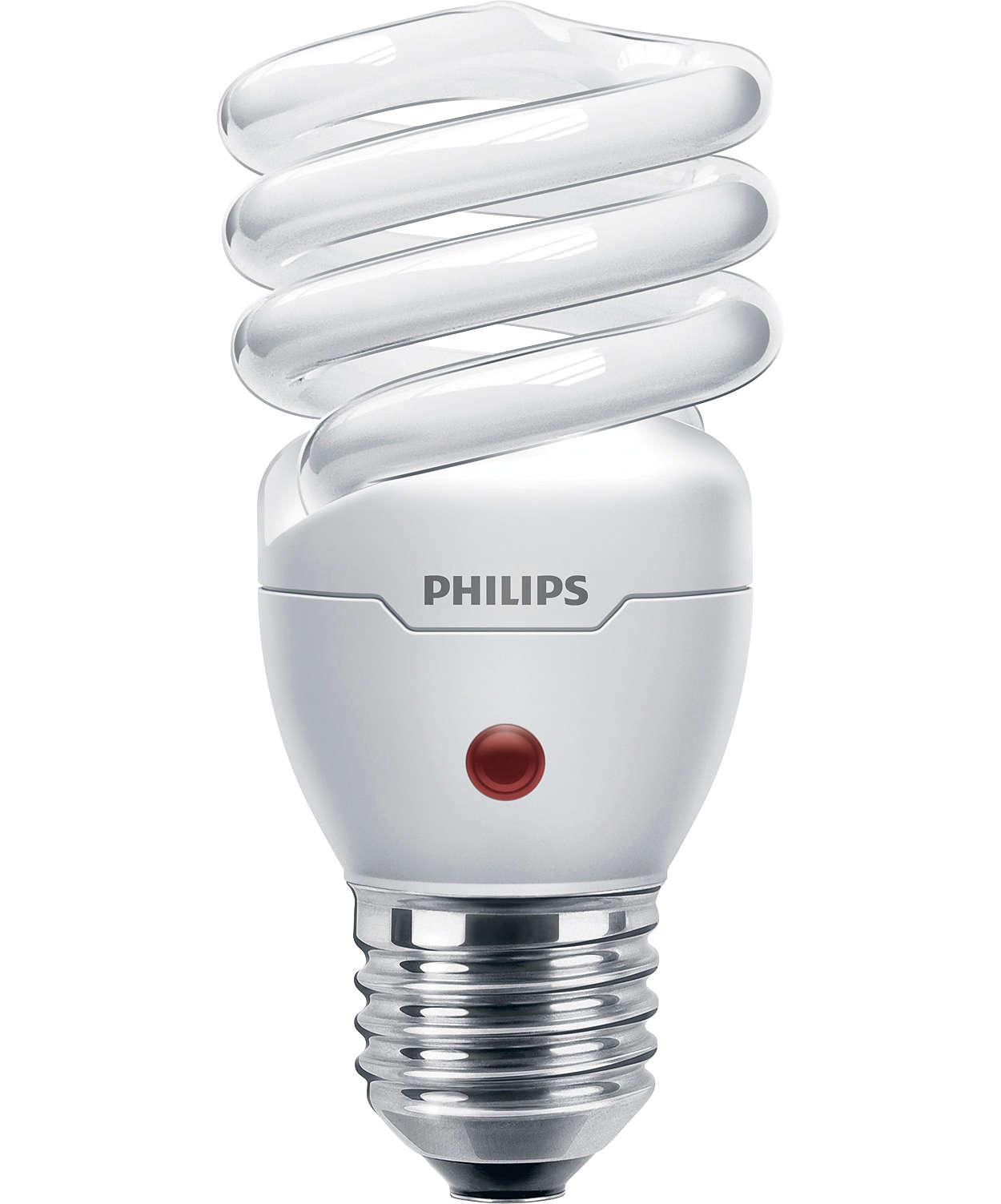 Sensored Spiral shaped lamp with high performance bright light, bringing the beauty of light outside