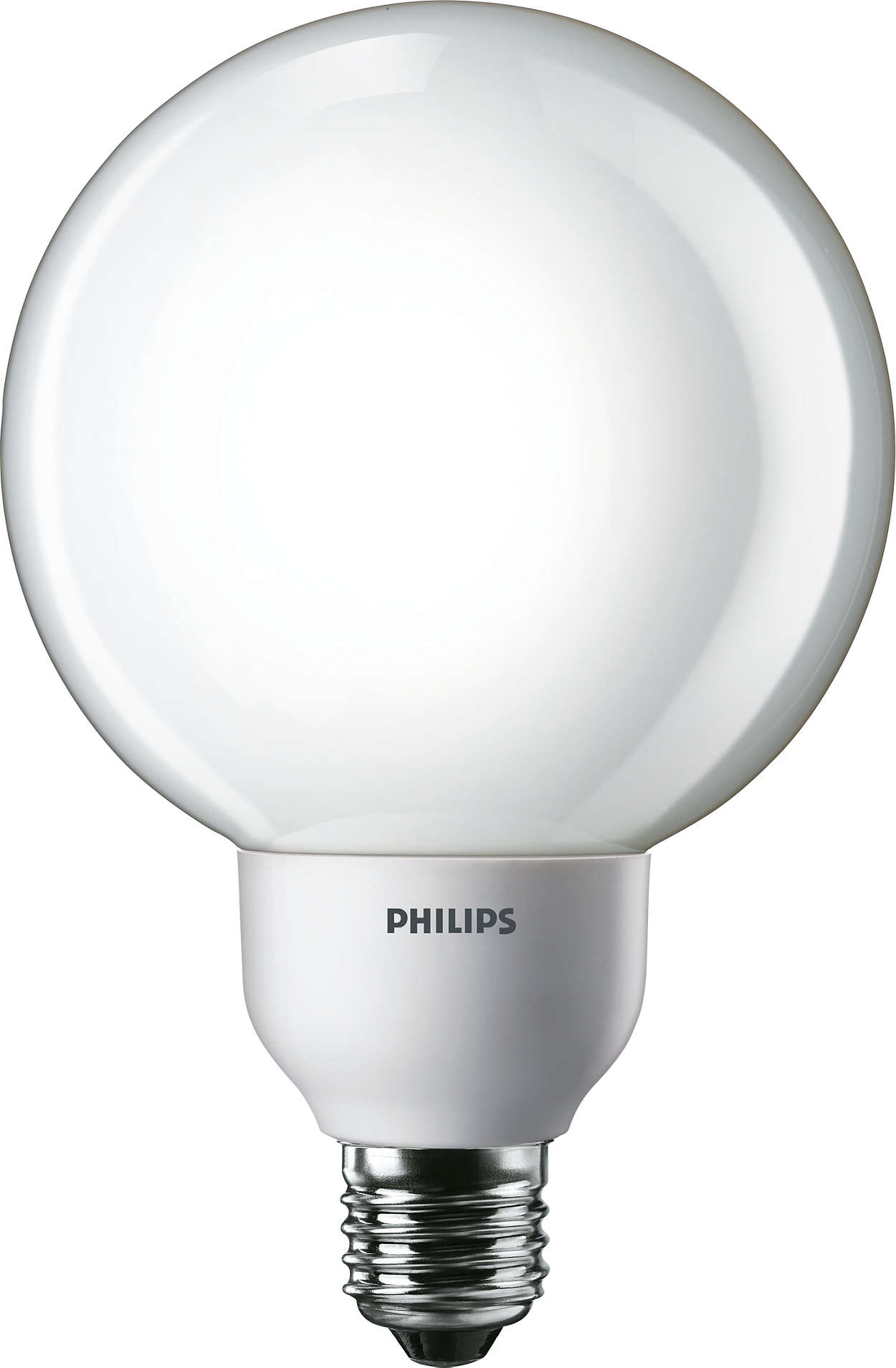 Energy saving lamp in decorative Globe shape