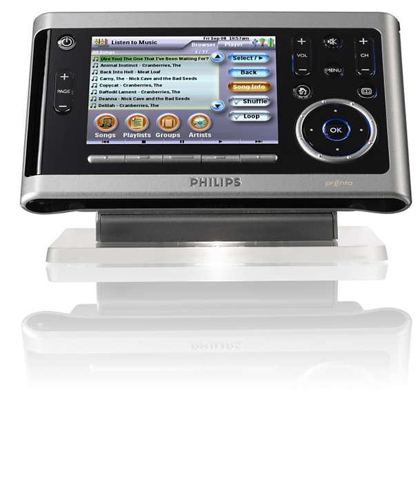 Udviklet af installatører, produceret af Philips