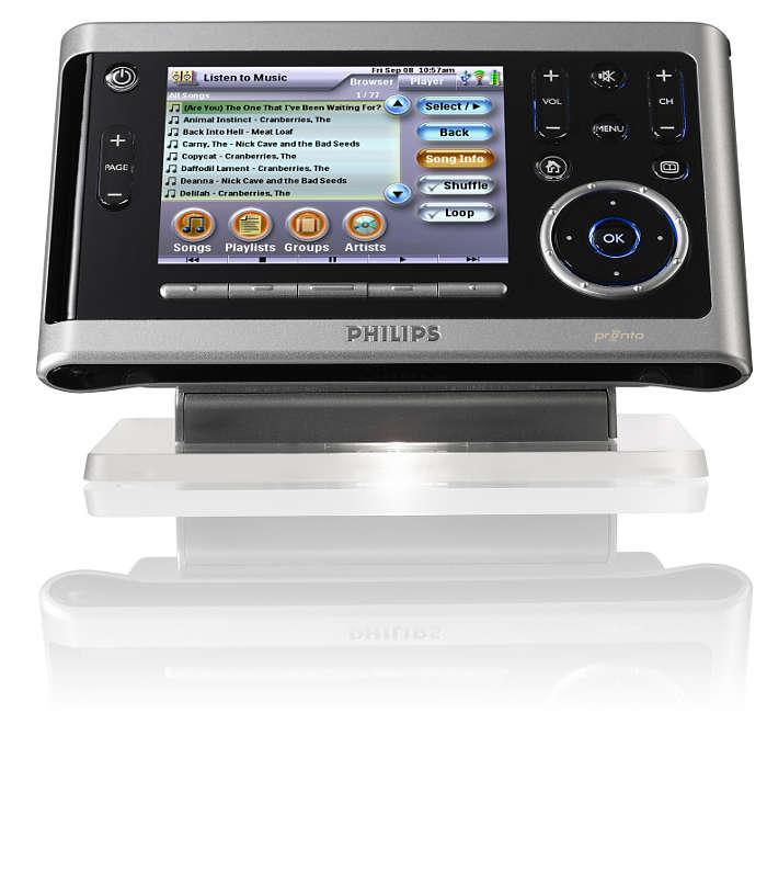 Projetado por instaladores, fabricado pela Philips