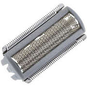 Replacement shaving foil head