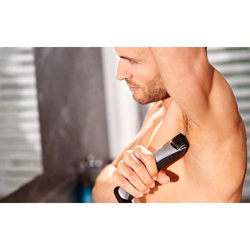 Bodygroom series 7000 Body groomer & trimmer