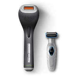 Lumea IPL hair removal system