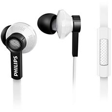 TX1WT/00 -    Écouteurs intra-auriculaires avec Micro