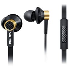 TX2BK/00 -    In-ear headphones with mic