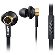 入耳式/耳塞式耳機