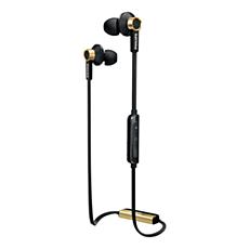 TX2BTBK/27  Bluetooth NFC in-ear headphones