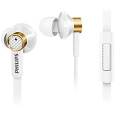 TX2WT/00  Écouteurs intra-auriculaires avec Micro