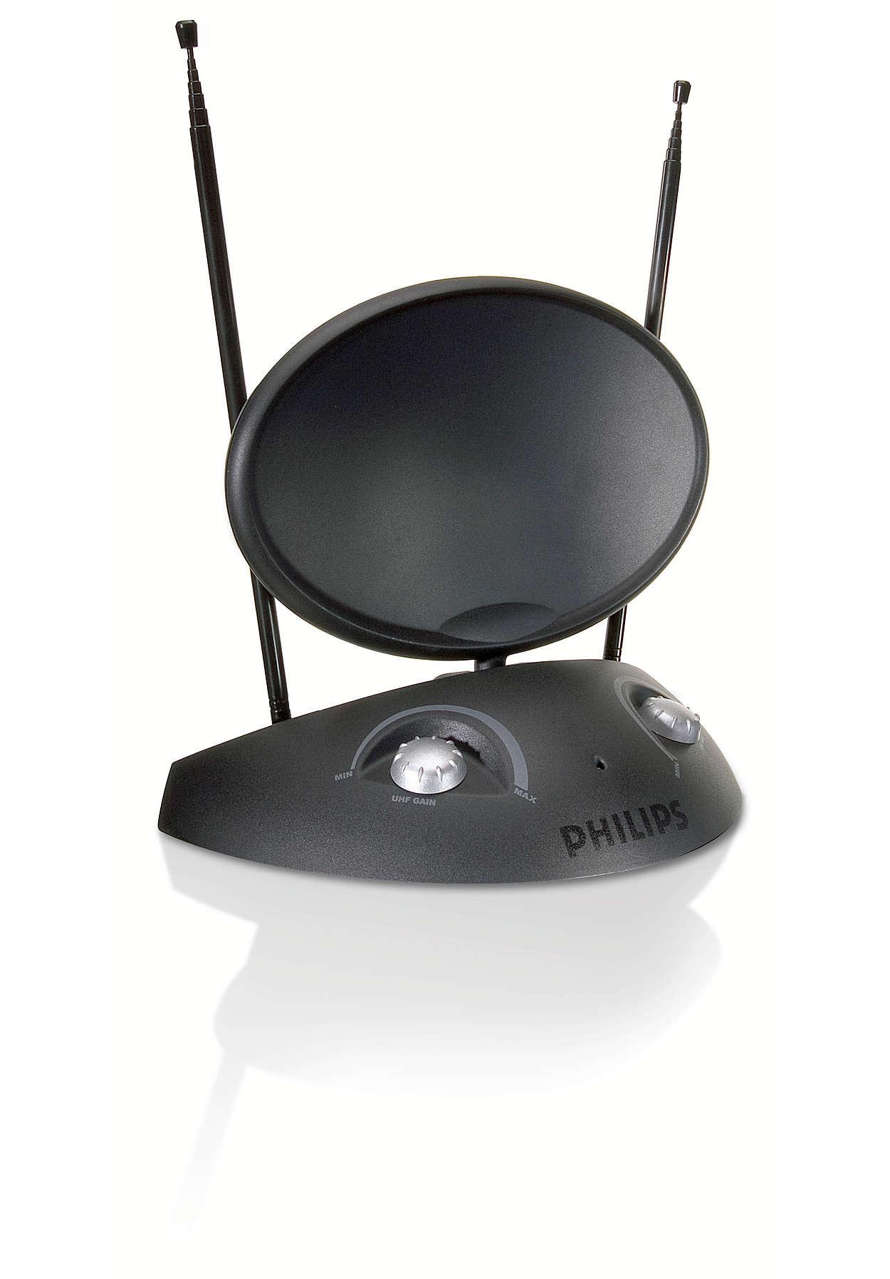 Receive digital TV signals