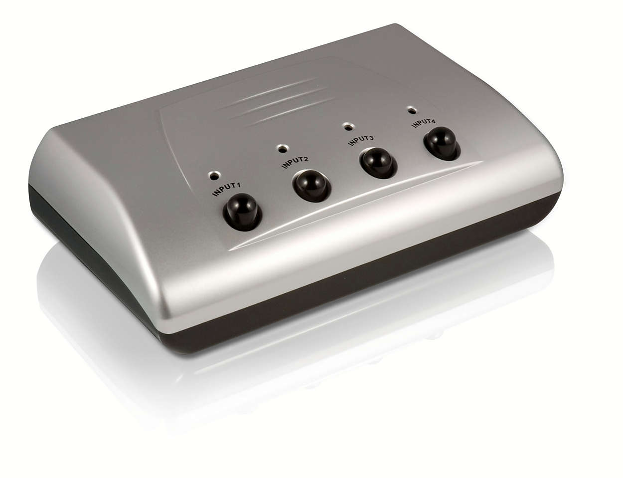 Connect up to 4 components