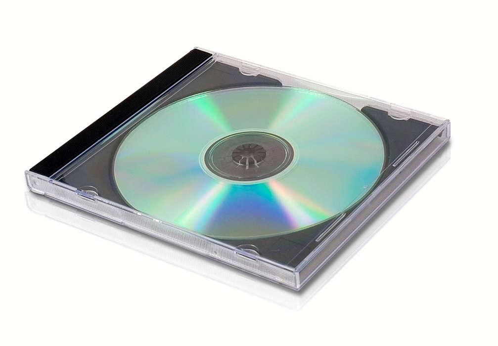 Store and protect your CDs