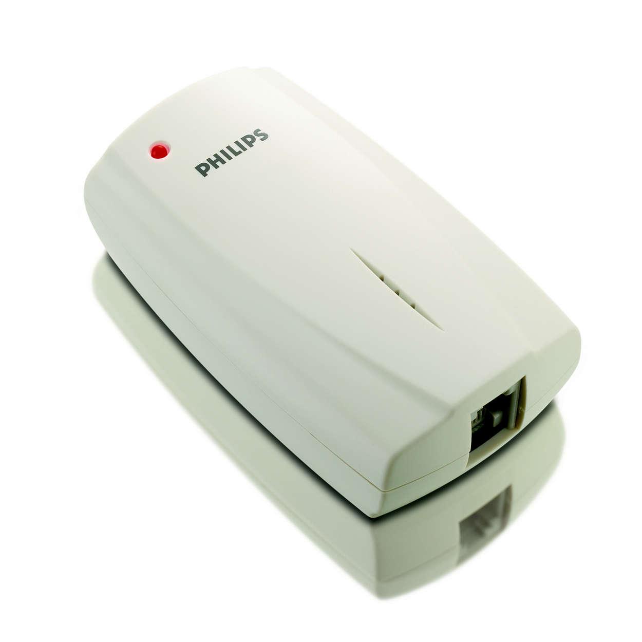 Usa il tuo normale telefono per la tecnologia VoIP