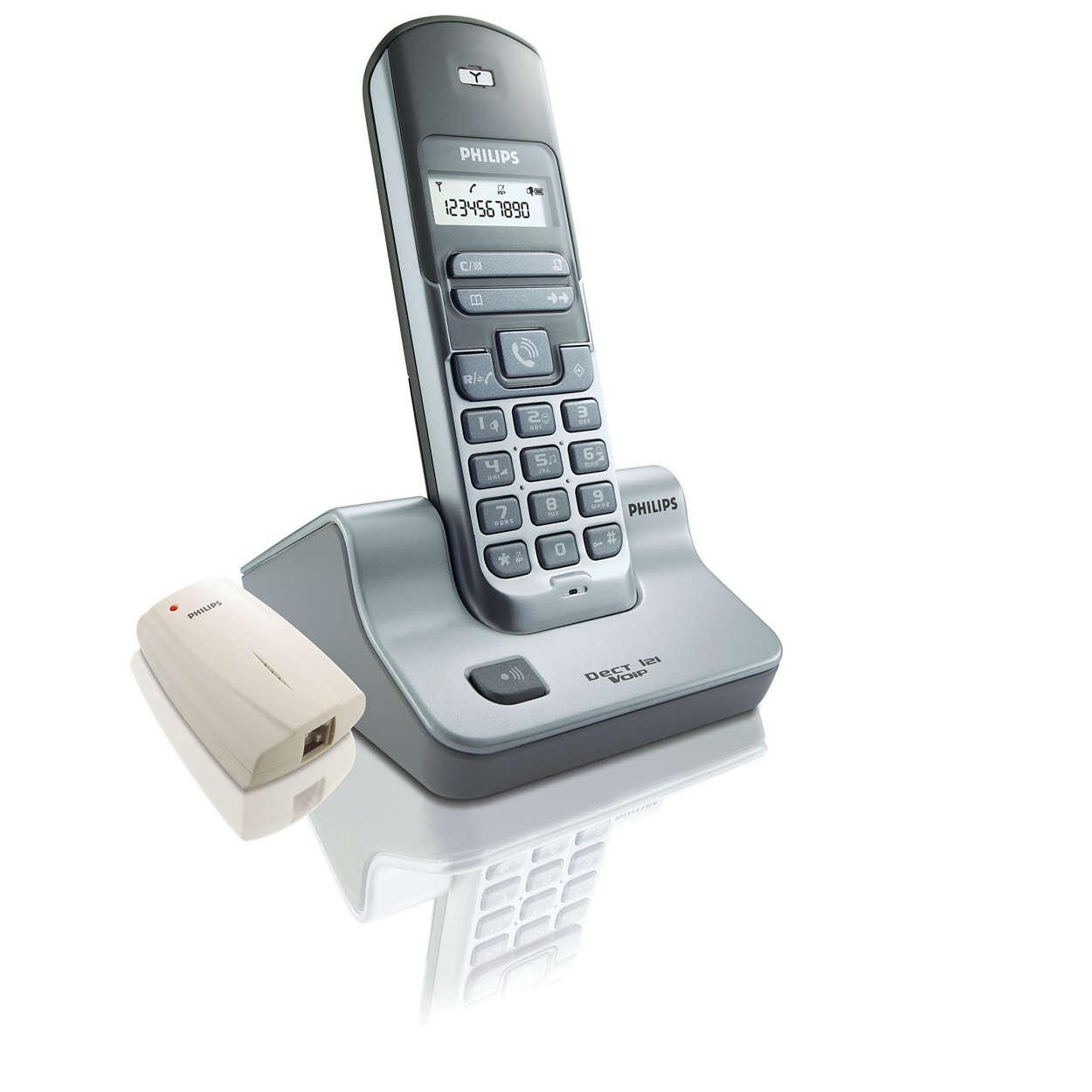 Gratis internettelefoni, der ganske enkelt fungerer