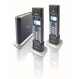 Messenger-telefon