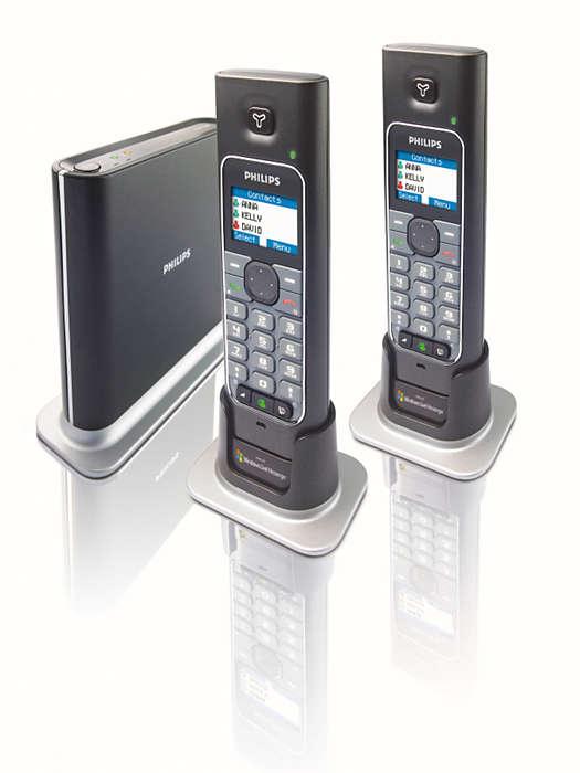 ΔΩΡΕΑΝ διεθνείς κλήσεις μέσω internet*