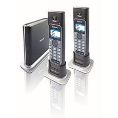 VOIP4332S/01  Téléphone Messenger