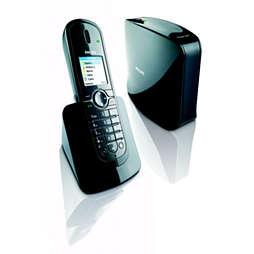 Téléphone Internet/DECT