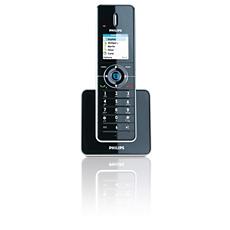 VOIP8550B/26 Design collection Ricevitore aggiuntivo per telefono cordless