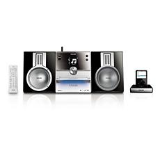 WAC3500D/05 -    Wireless Music Centre