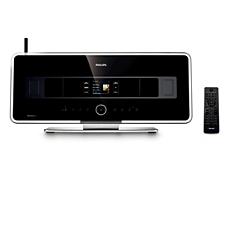 WAC7500/12  Wireless Music Center