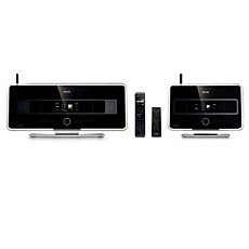 WACS7500/37  Wireless Music Center&Station