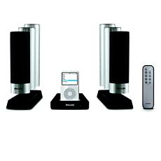 WADC700/98  Active Speaker-Dock