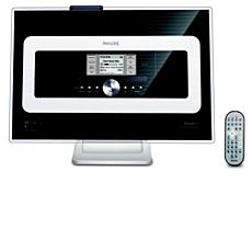 WAS700/37  Satellite diffusion de musique sans fil