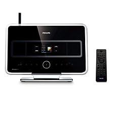 Trådløs: Airplay-/Bluetooth-høyttalere