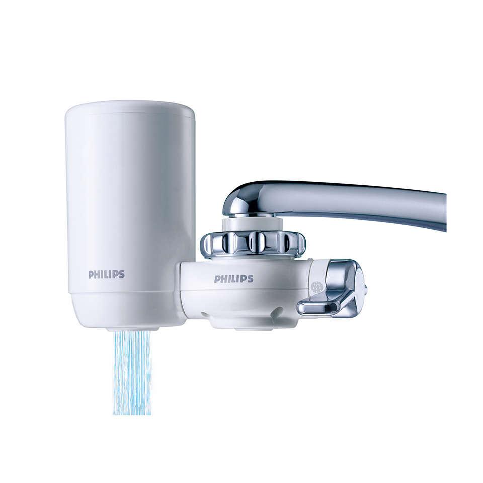 隨時享用清純的飲用水